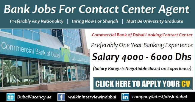 Contact Center Agent Jobs