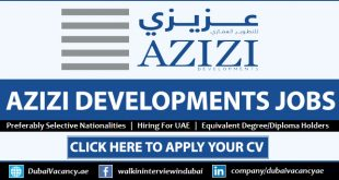 AZIZI Developments Careers