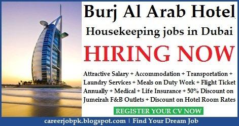 burj al arab hotel housekeeping jobs latest vacancy apply now rh dubaivacancy ae hotel housekeeping salary in india hotel housekeeping salary in australia