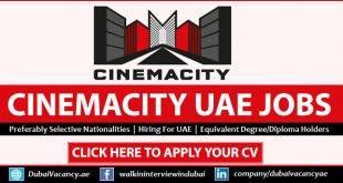 Cinemacity Careers