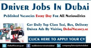 Jobs in Dubai, Job Vacancies in Dubai, Abu Dhabi, Sharjah