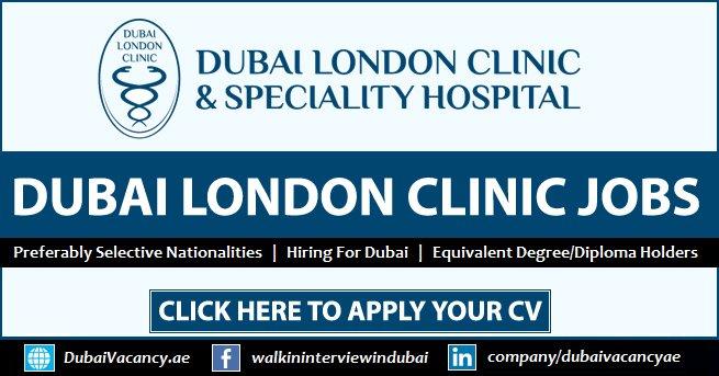 Dubai London Specialty Hospital Careers
