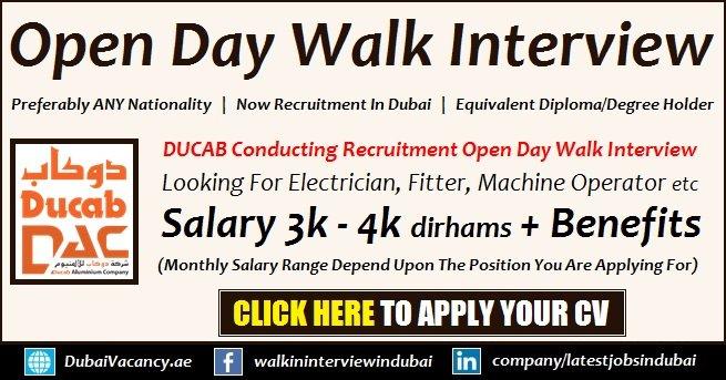 Ducab Careers