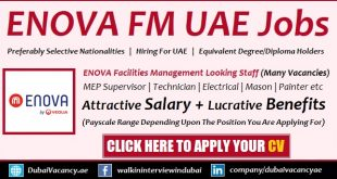 ENOVA Careers