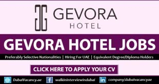 Gevora Hotel Careers