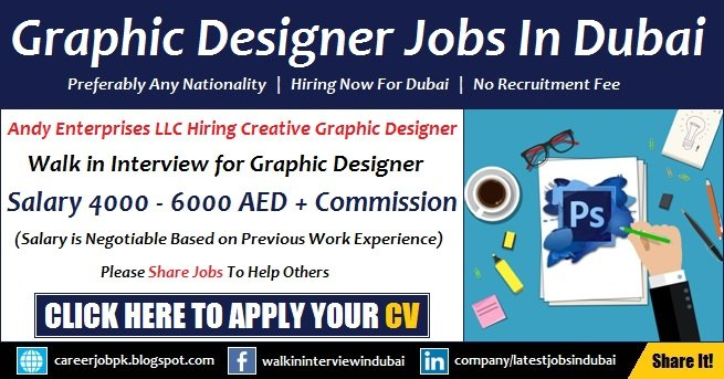 Graphic designer walk in interview jobs in andy for Grafik design job