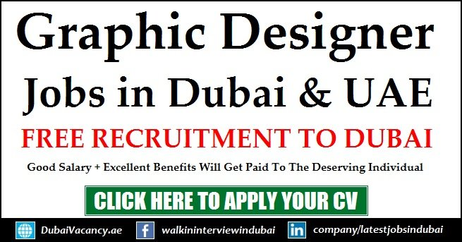 Graphic Designer Jobs in Dubai