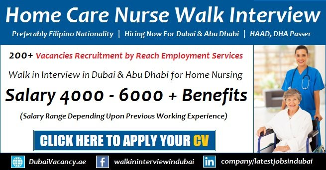 Reach Group Home Care Nursing Jobs
