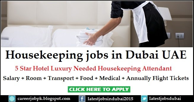 Crowne Plaza Dubai Hotel Housekeeping Jobs