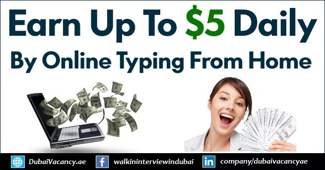 How To Earn Money Online By Typing Without Investment