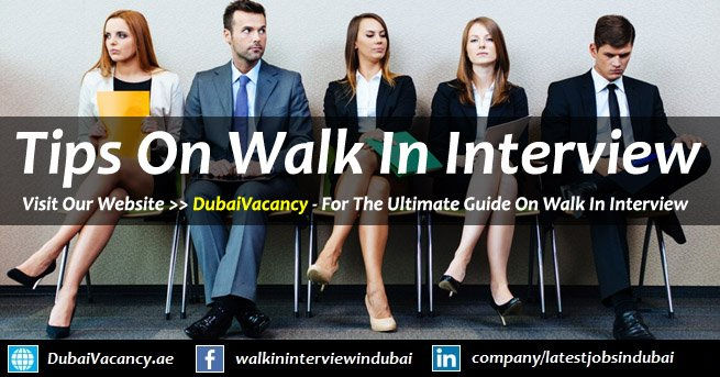 How To Prepare For A Walk in Interview