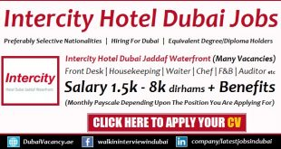 Intercity Hotel Careers