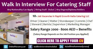 Keita Catering Careers