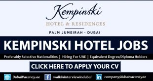 Kempinski Careers