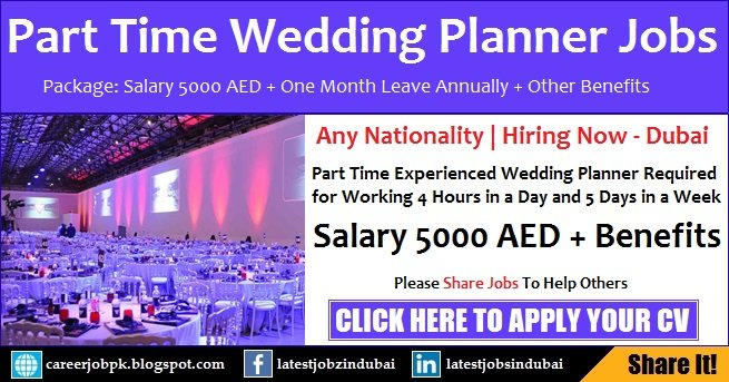 Event Management Jobs in Dubai