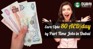 Part Time Jobs in Dubai