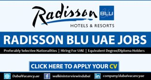 Radisson Blu Careers