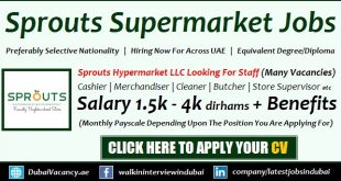 Sprouts Supermarket Careers