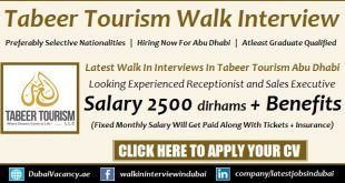 Tabeer Tourism Careers