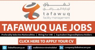 Tafawuq Facility Management Careers