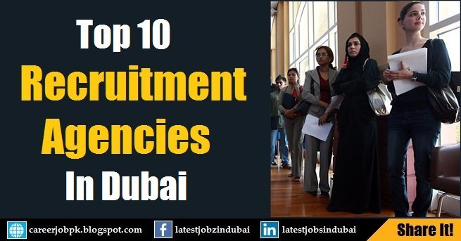 Job Recruitment Agencies in Dubai