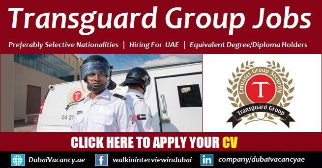 Transguard Group Careers