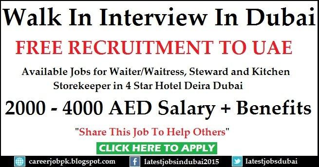Al Buraq Hotel Dubai Careers