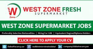 West Zone Supermarket Careers